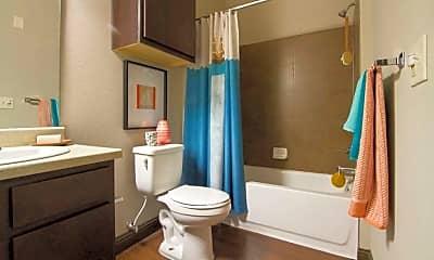 Bathroom, Venue at North Campus, 2