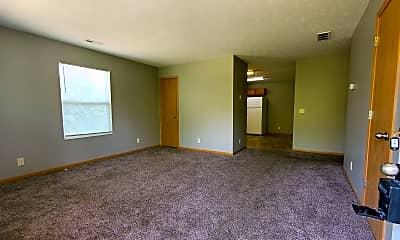Living Room, 1015 N 30th St, 1