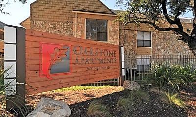 Community Signage, Oakstone Apartment Homes, 2