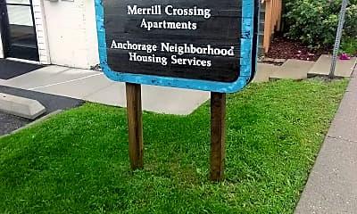 MERRILL CROSSING APARTMENTS, 1