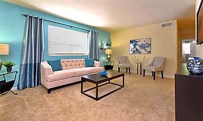 Living Room, Chapel Tower, 0