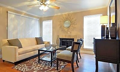 Living Room, Beacon Hill, 1
