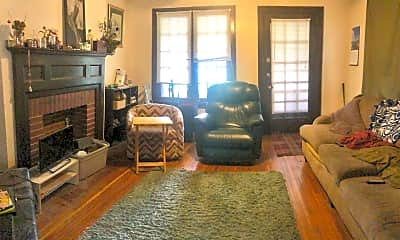 Living Room, 2155 N 4th St, 1