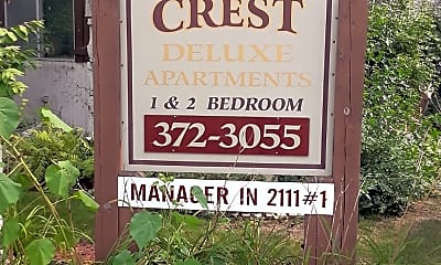 Maplecrest Apartments, 1