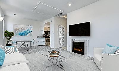 Living Room, 2114 N St NW, 0