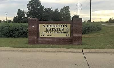 Arrington Estates, 1