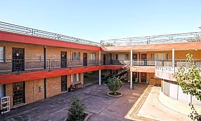 Building, La Fonda Apartments, 0