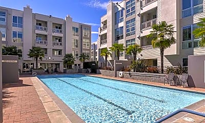 Pool, 1655 N California Blvd 232, 2