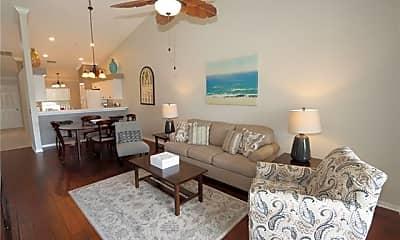 Living Room, 20021 Barletta Ln 2226, 0