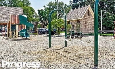 Playground, 401 S Timber Way, 2