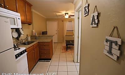 Kitchen, 615 St Augustine St, 1
