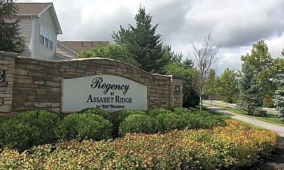 REGENCY AT ASSABET RIDGE, 1