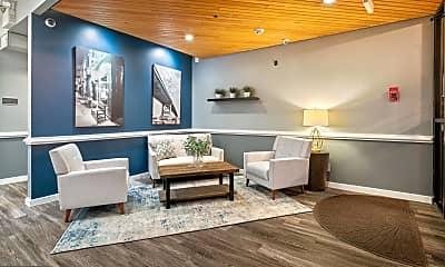 Living Room, 301 Race St 510, 1