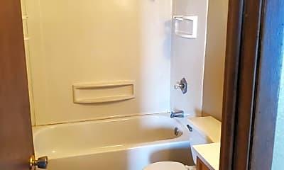 Bathroom, 306 S J st. Apt #3, 1