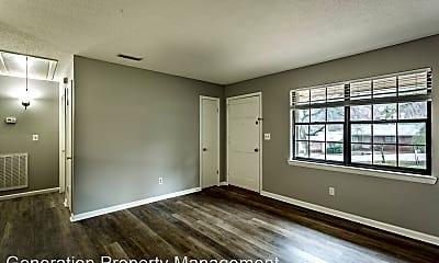 Living Room, 6210 Bonny Oaks Dr, 0