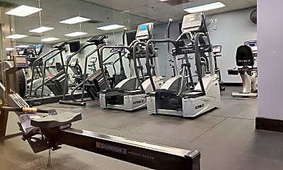 Fitness Weight Room, 620 Peachtree St., #PH-A, 2
