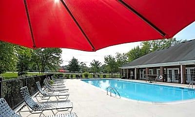 Pool, Summit Place, 1