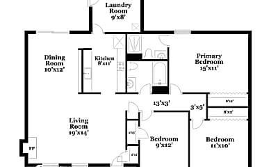Building, 3342 Cross Winds Rd, 1