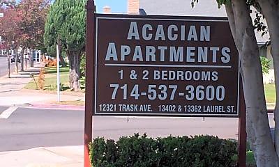 Acacian, The, 1