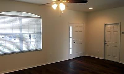 Bedroom, 1609 Delano Trent Street, 1