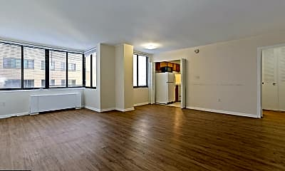 Living Room, 522 21st St NW 713, 1