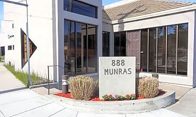 Community Signage, 888 Munras Ave, 1