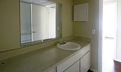Bathroom, Park Lane - Arlington, 2