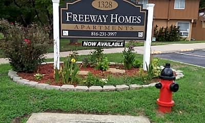 Freeway Homes Apartments, 1