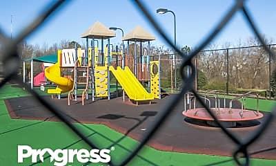 Playground, 6075 Flagstaf Walk, 2