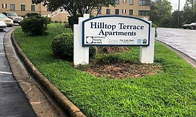 Hilltop Terrace Apartments, 1
