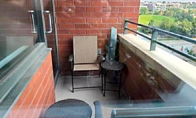 Patio / Deck, 2100 16th St Mall, 1