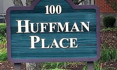 Huffman Place, 1