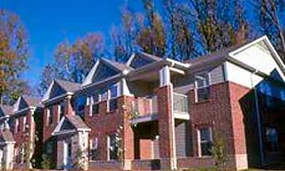 Building, Weaver Fields Apartments, 0