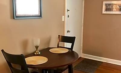 Dining Room, 300 Deal Lake Dr 6, 1
