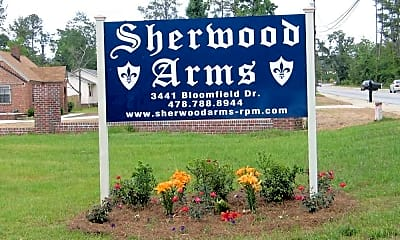 Sherwood Arms, 1