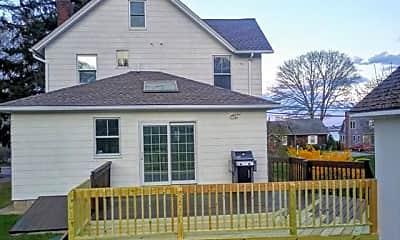Building, 257 Elm St, 1