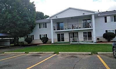 Hazel Park Apartments, 0