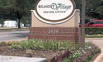 Belmont Village West University, 1