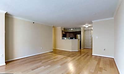 Living Room, 1230 23rd St NW 715, 1