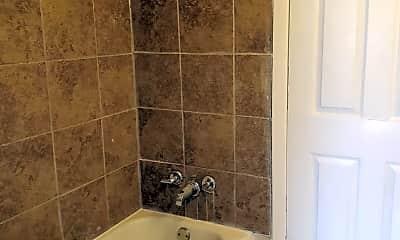Bathroom, 620 W 63rd St, 2