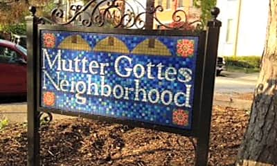 Community Signage, 210 W 6th St, 0