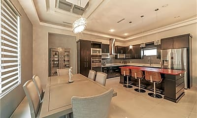 Dining Room, 2507 Wernecke Ave, 1