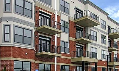 Building, River Pointe Senior Housing, 1