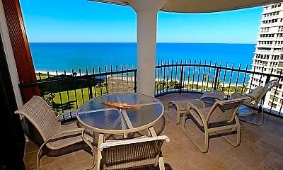 Patio / Deck, 4251 Gulf Shore Blvd N 16D, 1