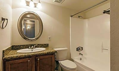 Bathroom, Mountain View Condo Rentals, 2