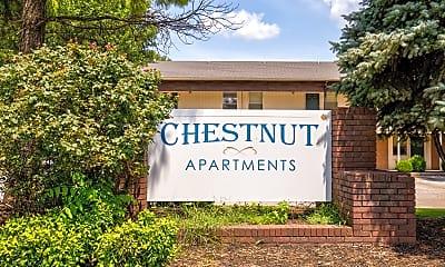 Community Signage, Chestnut 1, 2