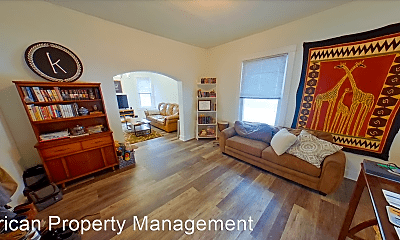 Living Room, 1031 Pierre St, 1