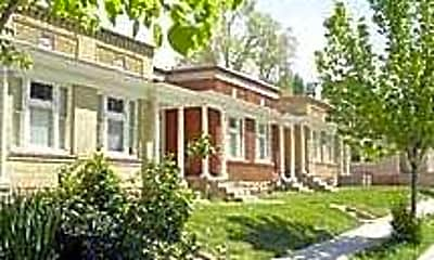 Building, Linden Terrace, 0