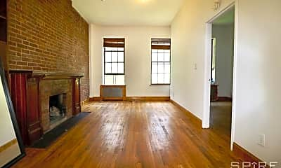 Living Room, 118 W 73rd St 3A, 1
