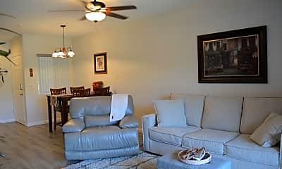 Living Room, 9450 E Becker Ln 1090, 0